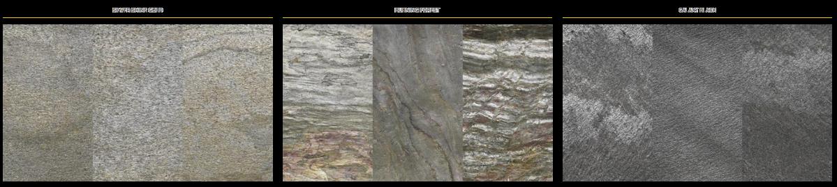 Kőburkolatok, kőfurnér